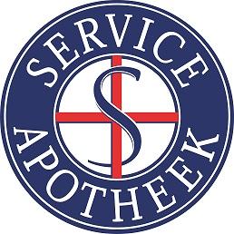 Logo Service Apotheen Bennekom