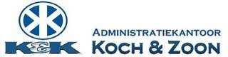 Logo administratiekantoor Koch