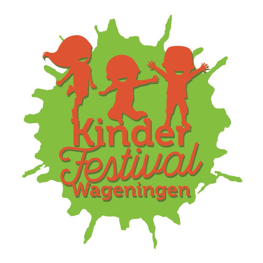 Logo van Kinderfestival Wageningen