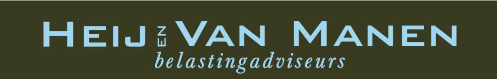 Logo Heij en Van Manen belastingadviseurs