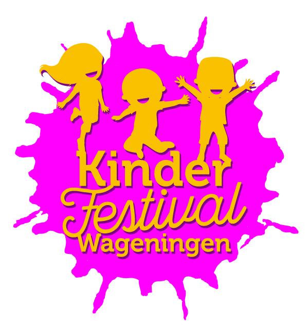 Logo Kinderfestival Wageningen